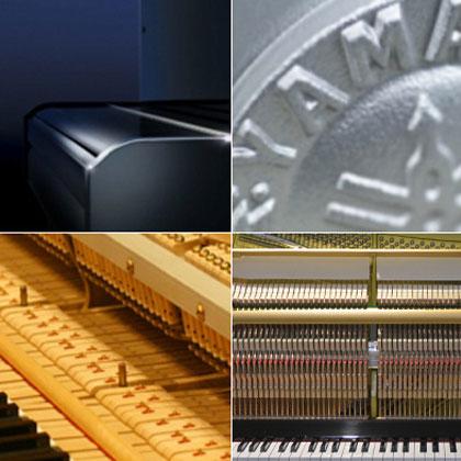 雅马哈钢琴小百科